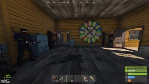 the rust gambler