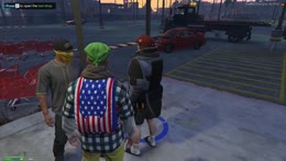 PUTS+MASK+ON+GREAT+REACTION+GTA5+RP+flippy