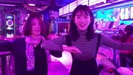 JinJin+dancing+with+Omma