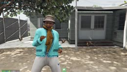 Gladys+Does+The+Chicken+Dance