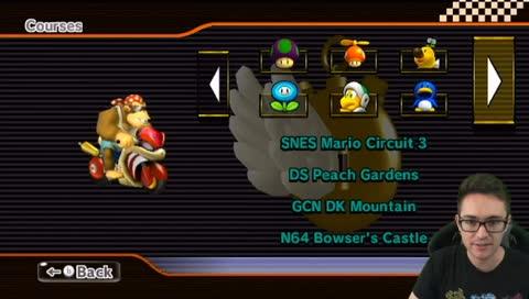 Mario Kart Wii Most Viewed Month Livestreamclips