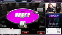 Tough spot on the $109PKO FT