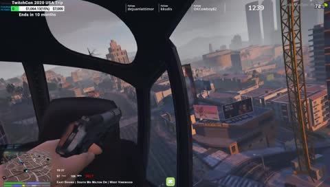 Winters takes down heli with a pistol