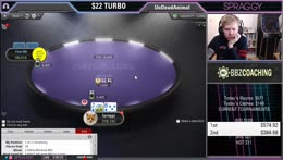 Spraggy is the winner! $22 Turbo for $575