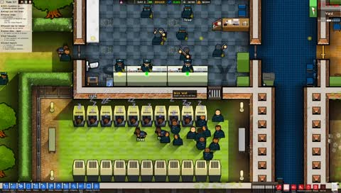 Prison Architect Psych Ward DLC - Interrupting Therapy
