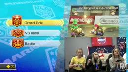 Ellie%5C%27s+BFF+Michaela+joins+to+play%2Flearn+Mario+Kart
