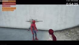 Spiderman keeping the Southside safe!