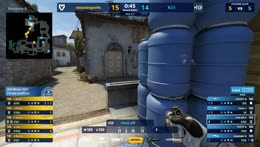 X5G7V - ACE to send the map into overtime