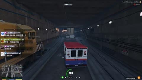 無名小鎮驚見救護人員命喪列車