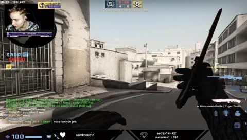 Náhledový obrázek klipu He's dead in fri tu van *dead*