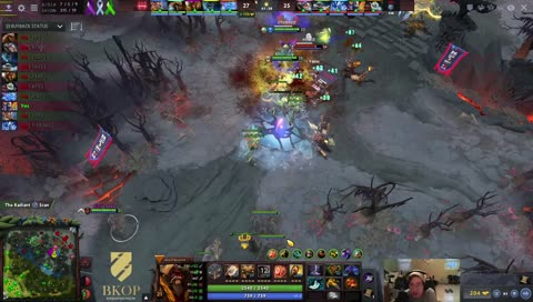 LGD Gaming are going home