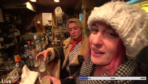 Bartender busted