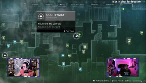 Xur Location and Inventory 3/13