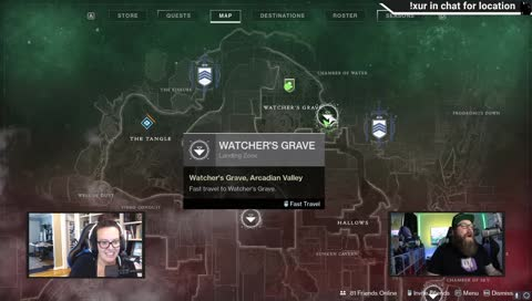Where is Xur? 5/8/2020
