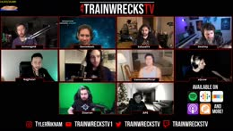 Trainwreckstv Podcast ft. xQcow