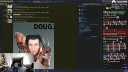 Doug Played it! in front of 10,000 viewers...Now Everyone Knows! :/