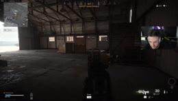 jumpscare in Warzone lelel
