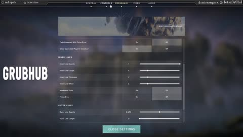 Drone Valorant Video Settings