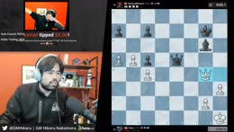 gm lagging in chess