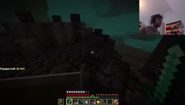 Forsen finishes minecraft