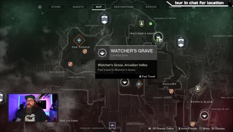 Where is Xur? 6/12 location and inventory