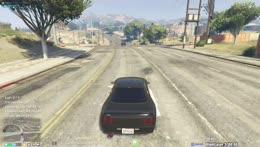 Chawa overtakes the Mustang