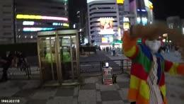 Japan Street Dancer (Instagram: bibi_dancework)