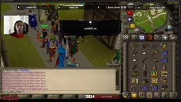 Soulja Boy 30 Hours into playing OSRS