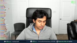 Dr. K streams to the void