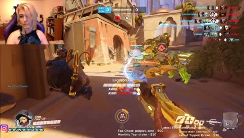 Lola - THIS is how you Mercy!