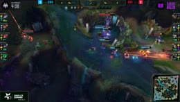 DAMWON deflects the flank and gets the ace! 2020 LCK Summer Week 7