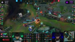 DAMWON takes game one over DRX! 2020 LCK Summer Week 7