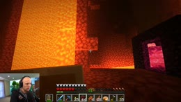 quin gets jumped through nether portal