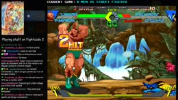 Zangief GRABBED