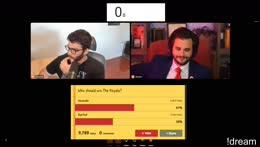 Hasan wins the popularity contest yawn.