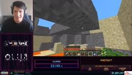 Minecraft+speedrunner+%28Illumina%29+makes+a+nether+portal