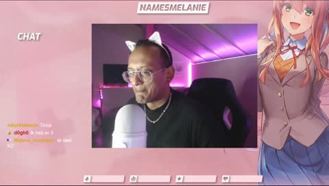 namesmelanie - papa smiley met oren