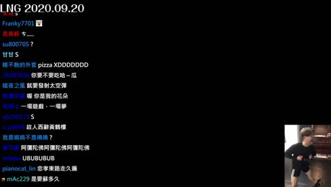 LNG : 蘇志祥被狗咬