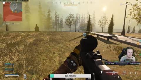 Quickscope als finishing kill