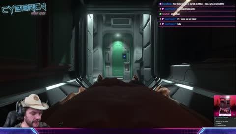 Headless CyberCJ