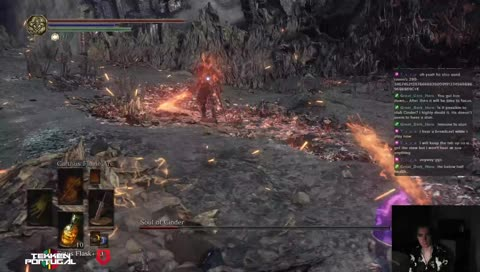 Scrublord defeats the Soul of Cinder