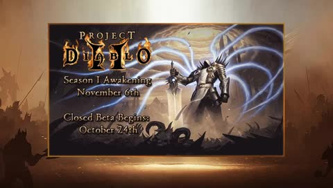Project Diablo 2 release date announced!
