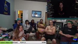 Everyone Reacts to Maya's singing
