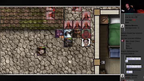 Angorn threatens Malona