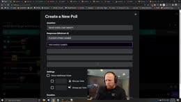 ignoring 80% poll dansgame