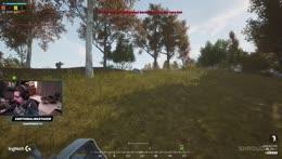Sick mortar strike!