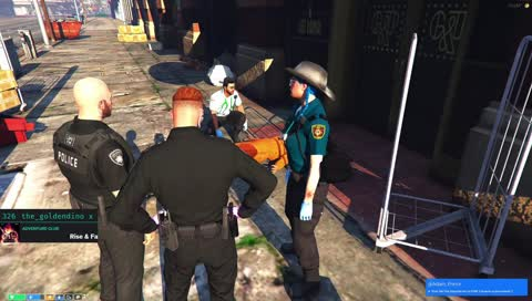 RaidedAU - Its a SECRET ems!!