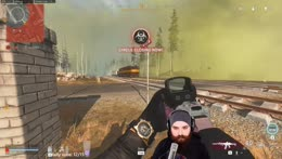 Final 4 players killed in 35 seconds, clutch warzone win