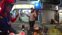 Drunksu dancing