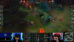Fnatic shreds though TES Worlds 2020 Quarterfinals Day 3